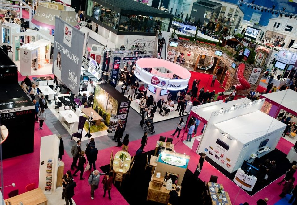 Benefits of Exhibiting at a Trade Show